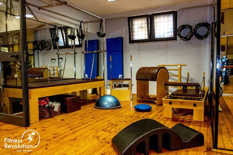 studio pilates roma nord